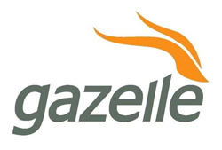Gazelle Recycling logo