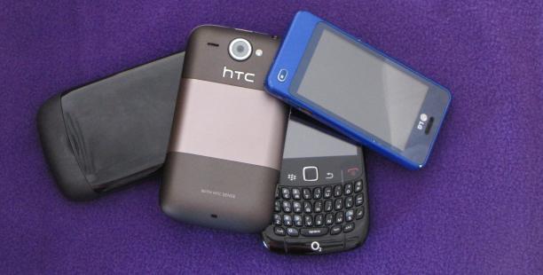 Sell broken phones