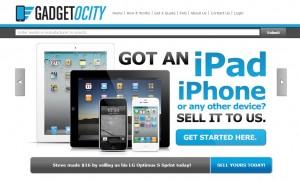 Gadgetocity website
