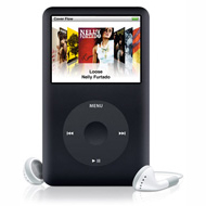 Sell Apple iPod Classic 7th Gen 160GB