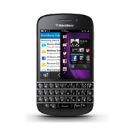 BlackBerry Q10 Other Carriers