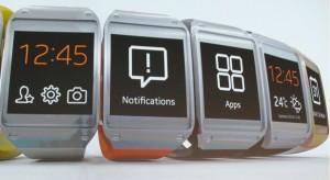 Galaxy Gear Smart Watch range