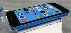 Leaked image of the budget iPhone 5C