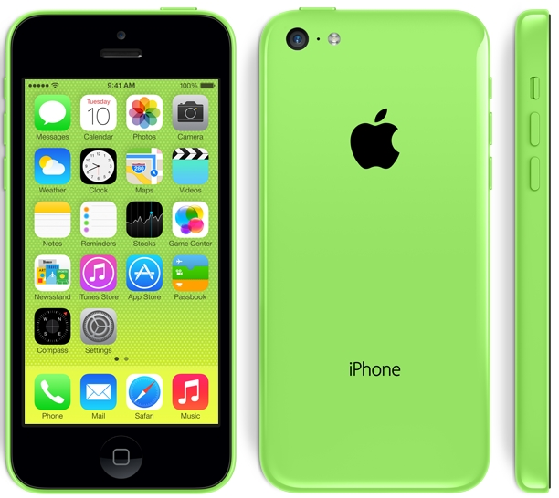Apple Iphone C Pay As You Go