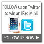 Twitter iPad Mini competition