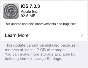 iOS7.0.3 download