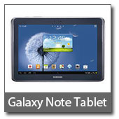 View all Samsung Galaxy Note Tablet prices