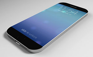 One of the many iPhone 6 concepts found online