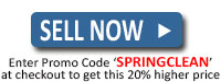 Sell Now - Technollo 20% SPRINGCLEAN Promo