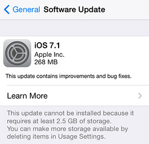 iOS7.1 download
