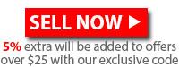 Sell Now - Technollo 5% SMCP5 Exclusive Promo
