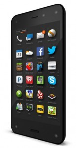 Amazon Fire phone side view