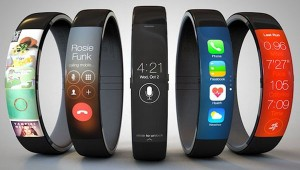 Latest iWatch leaked design