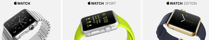 Apple Watch details overview