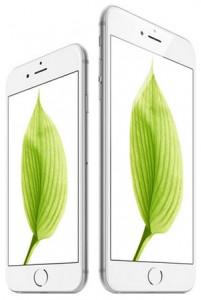 iPhone 6 and iPhone 6 Plus spec comparison