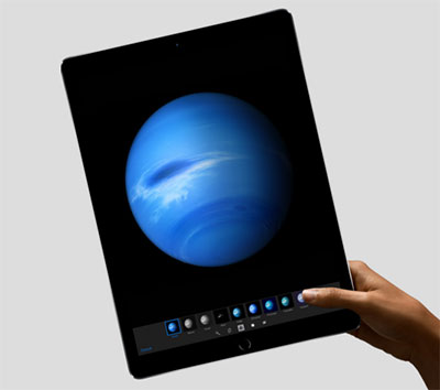 Apple's new iPad Pro spec and release information