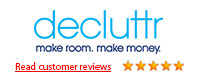 Read Decluttr reviews and ratings