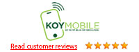 Read KoyMobile reviews and ratings