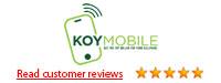 Read KoyMobile reviews and ratings