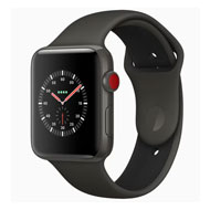 Apple Watch Series 3 38mm Aluminium